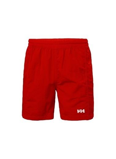 Helly Hansen Helly Hansen Erkek Kırmızı Şort Mayo Kırmızı